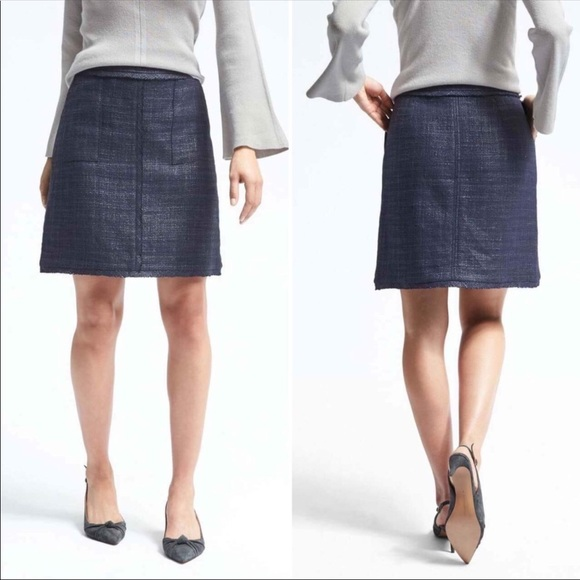 30696afe5 Banana Republic Dresses & Skirts - Banana Republic 'Mad Men' Pencil Skirt  Size 10